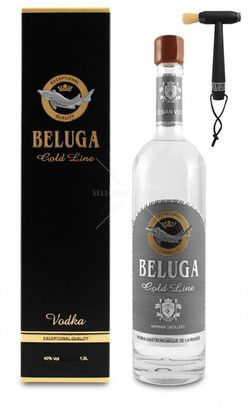 Beluga Gold Line 1,5l 40% GB