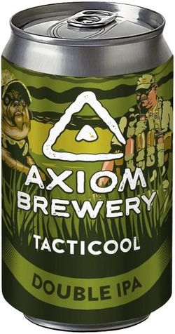 Axiom Tacticool Double IPA 18° 0,33l 8%