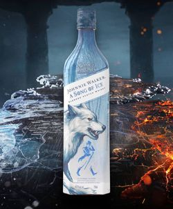 Johnnie Walker A Song of Ice Game of Thrones 0,7l 40,2% L.E.