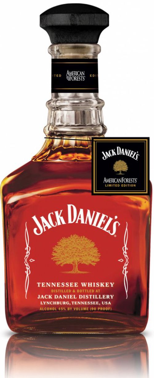 Jack Daniel's American Forests 0,75l 45%