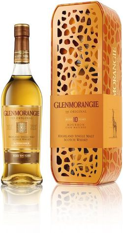 Glenmorangie The Giraffe 10y 0,7l 40% GB