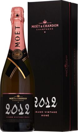 Moët & Chandon Grand Vintage Rose 2012 0,75l 12,5% GB