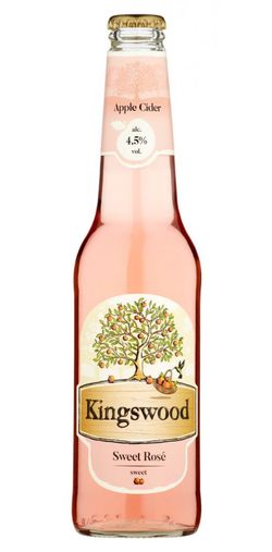Kingswood Sweet Rosé 0,4l 4,5%
