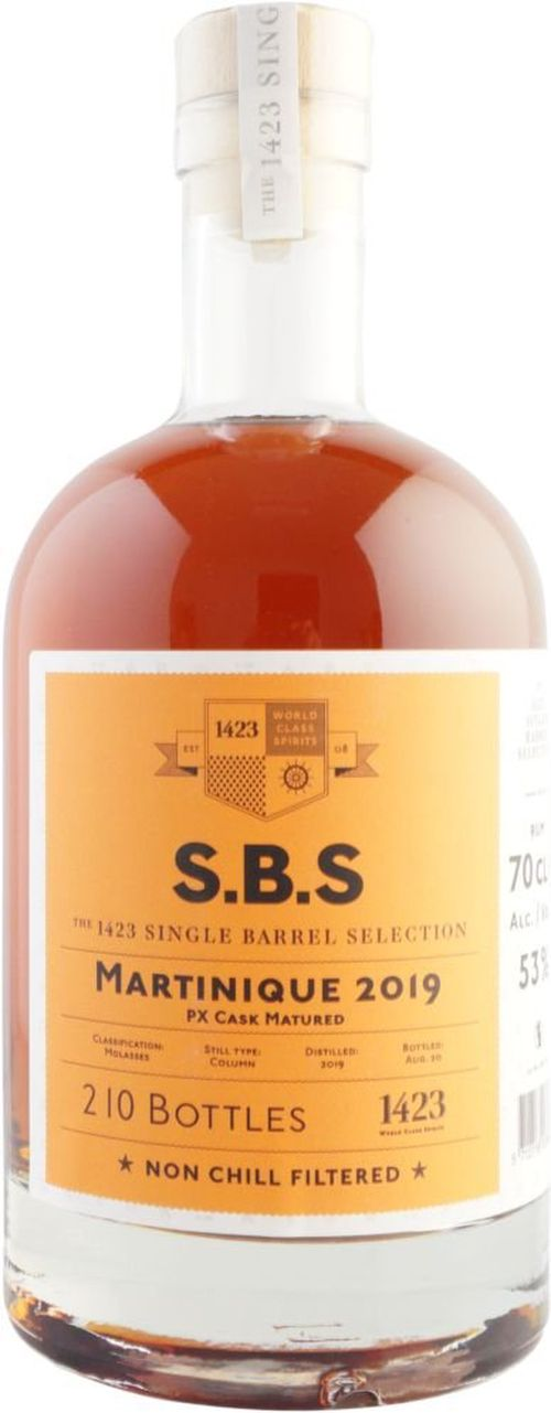 S.B.S Martinique 0,7l 53%