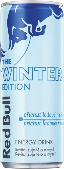 Red Bull Winter Edition 0,25l