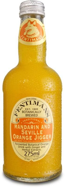 Fentimans Mandarin/Orange 0,275l