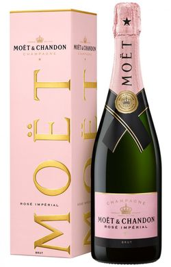 Moët & Chandon Impérial Rose 0,75l 12% GB