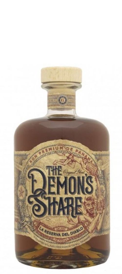 Demon's Share 6y 0,2l 40%