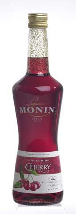 Monin Cherry Liqueur 0,7l 24%