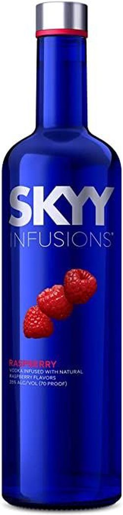 Skyy Infusion Raspberry 1l 37,5%