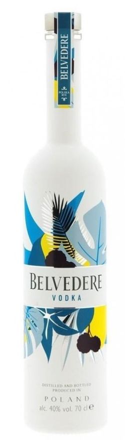 Belvedere Pure Summer20 Vodka 0,7l 40% L.E.