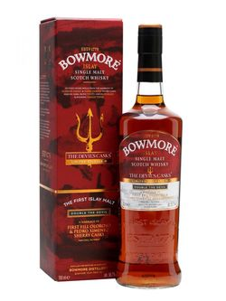 Bowmore The Devil's Casks 0,7l 56,7%