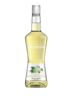 Monin Elderflower Liqueur 0,7l 20%