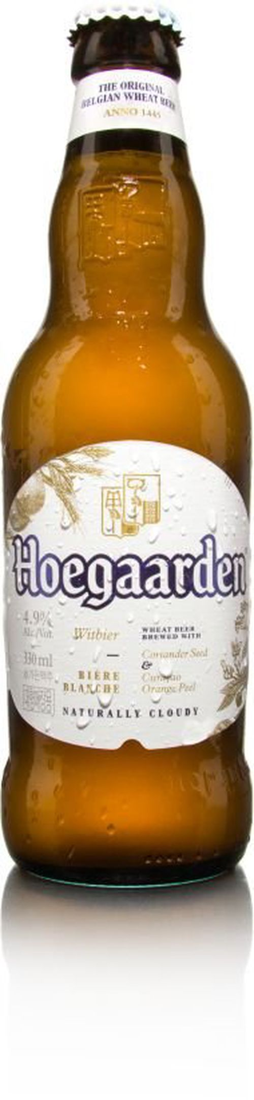 Hoegaarden Wheat Beer 0,33l 4,9%