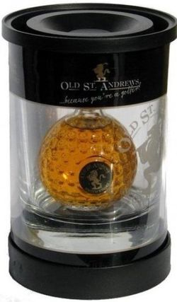 Old St. Andrews Clubhouse Tumblepak 0,05l 40% + 1x sklo GB