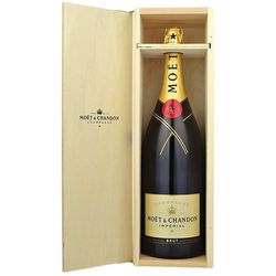 Moët & Chandon Imperial Brut 6l 12,5% Dřevěný box