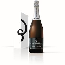 Billecart-Salmon Brut Réserve 0,75l 12% GB