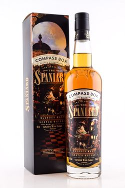 Compass Box The Story Of The Spaniard 0,7l 43% GB