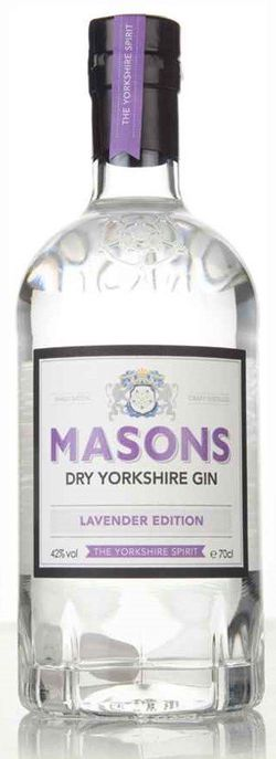Masons Dry Yorkshire Gin Lavender 0,7l 42%
