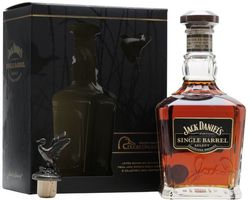 Jack Daniel's Single Barrel Ducks Unlimited 0,75l 47% GB / Rok lahvování 2012