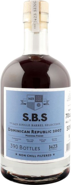 S.B.S Dominican Republic 13y 2007 0,7l 50%