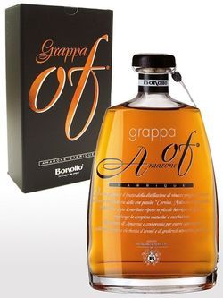 Grappa Of Amarone Barrique 0,7l 42%