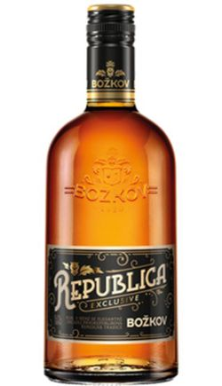Božkov Republica Exclusive 8y 0,7l 38%