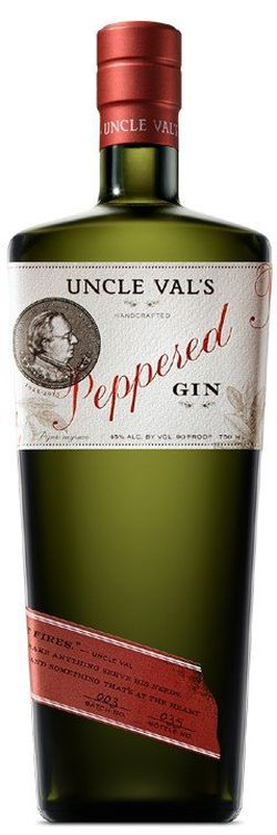 Uncle Val's Peppered Gin 0,7l 45%