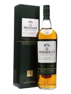 Macallan 1824 Select Oak 1l 40%
