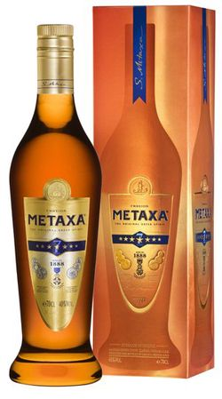 Metaxa 7* 1l 40% GB