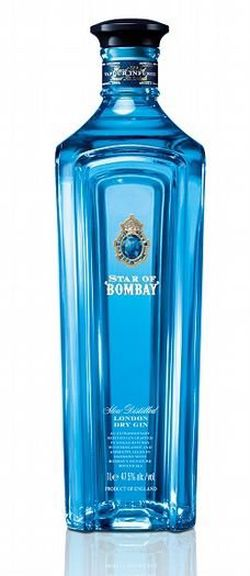 Star of Bombay Gin Traditional 0,7l 47,5%