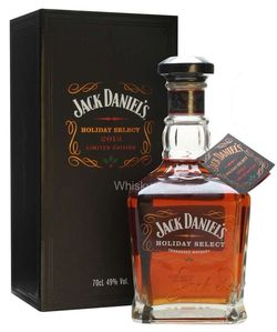 Jack Daniel's Holiday Select 2013 0,7l 49% GB L.E.