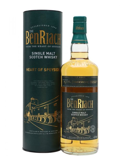 BenRiach Heart of Speyside 0,7l 40%