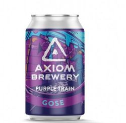 Axiom Purple Train Gose s borůvkami 11° 0,33l 4,5%