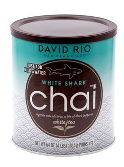 David Rio White Shark Chai 1814g